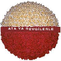 arma anitkabire - mozele için  İstanbul uluslararası çiçek gönderme