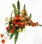 klasik karisik aranjman   İstanbul anneler günü çiçek yolla