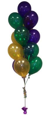 İstanbul çiçek mağazası , çiçekçi adresleri  Sevdiklerinize 17 adet uçan balon demeti yollayin.
