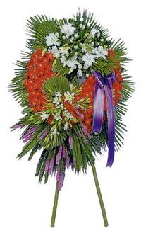 İstanbul çiçek gönderme  cenaze çelengi
