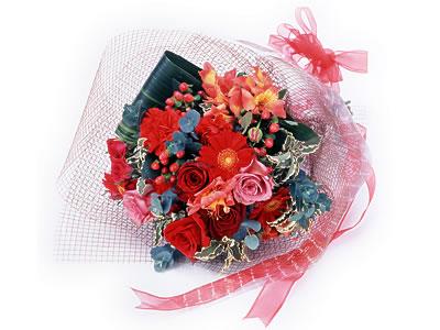 Karisik buket çiçek modeli sevilenlere  İstanbul çiçek satışı