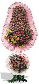 Dügün nikah açilis çiçekleri sepet modeli  İstanbul hediye sevgilime hediye çiçek