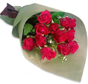 Uluslararasi çiçek firmasi 11 adet gül yolla  İstanbul internetten çiçek satışı