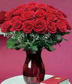 İstanbul çiçekçi mağazası  11 adet Vazoda Gül sevenler için ideal seçim