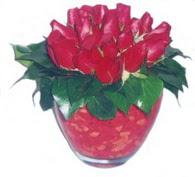 İstanbul çiçek gönderme  11 adet kaliteli kirmizi gül - anneler günü seçimi ideal