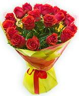 19 Adet kırmızı gül buketi  İstanbul çiçek gönderme sitemiz güvenlidir