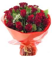12 adet görsel bir buket tanzimi  Hediye Çiçek çiçek gönderme sitemiz güvenlidir