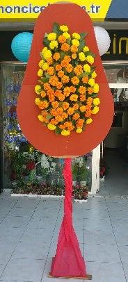 Tek katlı düğün nikah açılış çiçeği  İstanbul çiçek gönderme sitemiz güvenlidir