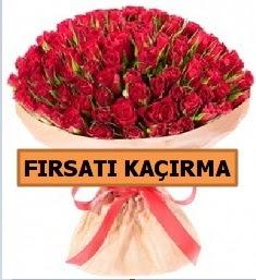 SON 1 GÜN İTHAL BÜYÜKBAŞ GÜL 101 ADET  İstanbul online çiçekçi , çiçek siparişi