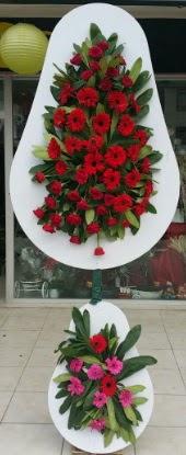 Çift katlı düğün nikah açılış çiçek modeli  İstanbul İnternetten çiçek siparişi