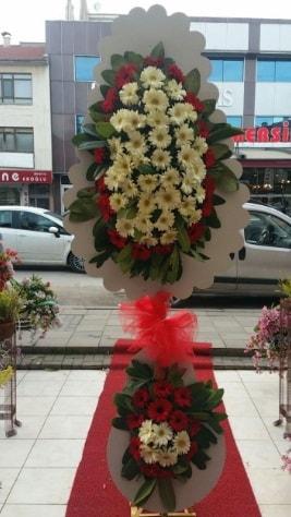 Çift katlı düğün açılış çiçeği  İstanbul çiçek online çiçek siparişi