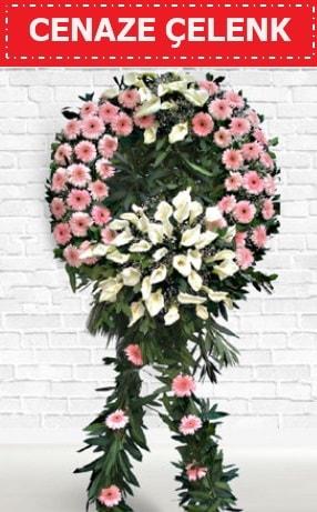 Çelenk Cenaze çiçeği  İstanbul kaliteli taze ve ucuz çiçekler