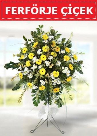 Ferförje çiçeği modeli  İstanbul uluslararası çiçek gönderme